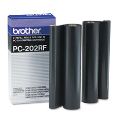 BRT PC202RF Brother PC202RF Thermal Transfer Refill Rolls BRTPC202RF
