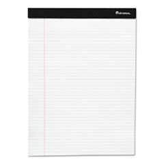 UNV 57300 Universal Premium Ruled Writing Pads with Heavy Duty Back UNV57300
