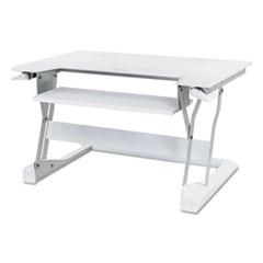 ERG 33397062 WorkFit by Ergotron WorkFit-T Sit-Stand Desktop Workstation ERG33397062