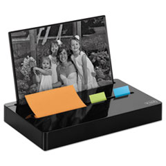 MMM PH100BK Post-it Pop-up Notes Super Sticky Note/Flag Dispenser + Photo Frame MMMPH100BK