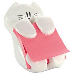MMM CAT330 Post-it Pop-up Notes Super Sticky Cat Notes Dispenser MMMCAT330
