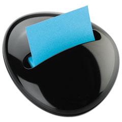 MMM PBL330BK Post-it Pop-up Notes Pebble Notes Dispenser MMMPBL330BK