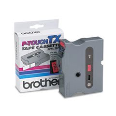 BRT TX4511 Brother P-Touch TX Series Standard Adhesive Laminated Labeling Tape BRTTX4511