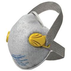KCC 32704 Jackson Safety* R20 P95 Particulate Respirator with Nuisance Level Acid Gas Relief KCC32704