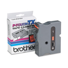 BRT TXB511 Brother P-Touch TX Series Standard Adhesive Laminated Labeling Tape BRTTXB511