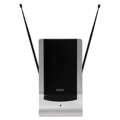 VOX ANT1251F RCA Indoor Amplified Digital TV Antenna VOXANT1251F