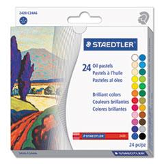 STD 2420C24A6 Staedtler Oil Pastels STD2420C24A6
