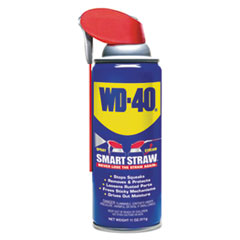 WDF 490040EA WD-40 Smart Straw Spray Lubricant WDF490040EA