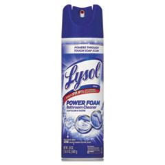 RAC 02569 LYSOL Brand Power Foam Bathroom Cleaner RAC02569