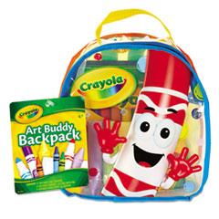 CYO 045350 Crayola Art Buddy Backpack CYO045350