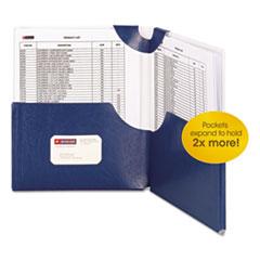 SMD 87927 Smead Big Pocket Lockit Folders SMD87927