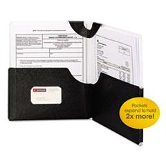 SMD 87926 Smead Big Pocket Lockit Folders SMD87926