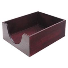CVR 08213 Carver Hardwood Stackable Desk Trays CVR08213