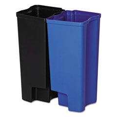 RCP 1902006 Rubbermaid Commercial Rigid Liner for Step-On Waste Container RCP1902006