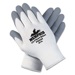 CRW 9674M MCR Safety Ultra Tech Foam Nitrile Gloves CRW9674M