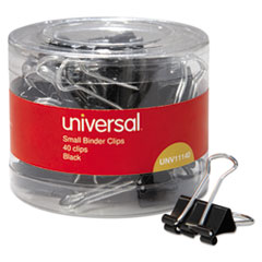 UNV 11140 Universal Binder Clips UNV11140