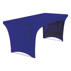 ICE 16546 Iceberg Stretch-Fabric Table Cover ICE16546