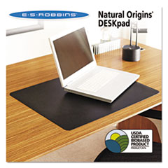 ESR 120758 ES Robbins Natural Origins Desk Pad ESR120758