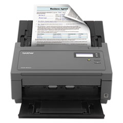 BRT PDS6000 Brother Workhorse High-Volume Color Desktop Scanner with Duplex BRTPDS6000