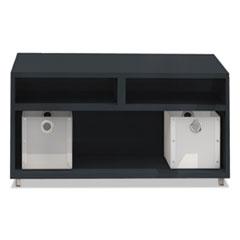 MLN E5OPENSAHB Safco Mayline e5 Series Open Storage Cabinet MLNE5OPENSAHB