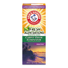 CDC 3320011535 Arm & Hammer Fresh Scentsations Carpet Odor Eliminator CDC3320011535