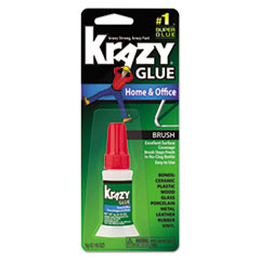 EPI KG94548R Krazy Glue All Purpose Brush-On Krazy Glue EPIKG94548R