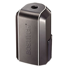 BOS BPS3VBLK Bostitch Vertical Battery Pencil Sharpener BOSBPS3VBLK