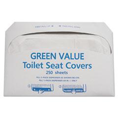 TEH GVTSC5000 GEN Half-Fold Toilet Seat Covers TEHGVTSC5000