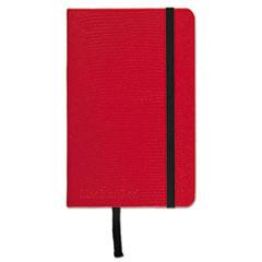 JDK 400065004 Black n' Red Red Casebound Hardcover Notebook JDK400065004