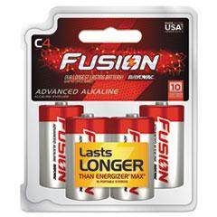 RAY 8144TFUSK Rayovac Fusion Performance Alkaline Batteries RAY8144TFUSK