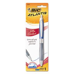 BIC VCGUP11BE BIC Atlantis Ultra Comfort Retractable Ballpoint Pen BICVCGUP11BE