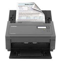 BRT PDS5000 Brother Workhorse High-Volume Color Desktop Scanner with Duplex BRTPDS5000