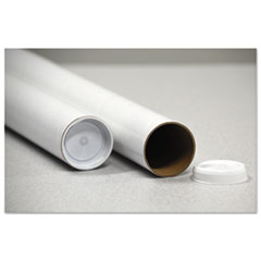 UFS RRTK315 United Facility Supply Round Mailing Tubes UFSRRTK315