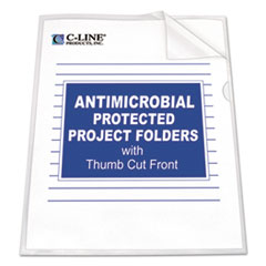 CLI 62137 C-Line Poly Project Folders CLI62137