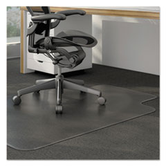 ALE MAT4553CLPL Alera Studded Chair Mat for Low Pile Carpet ALEMAT4553CLPL