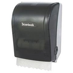 BWK HF108SBBW Boardwalk Hands Free Mechanical Towel Dispenser BWKHF108SBBW