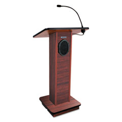 APL S355MH AmpliVox Elite Lecterns with Sound System APLS355MH