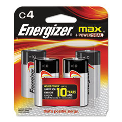 EVE E93BP4 Energizer MAX Alkaline Batteries EVEE93BP4