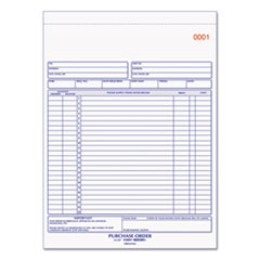 RED 1L147 Rediform Purchase Order Book RED1L147