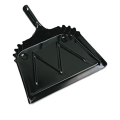 BWK 04212EA Boardwalk Metal Dust Pan BWK04212EA