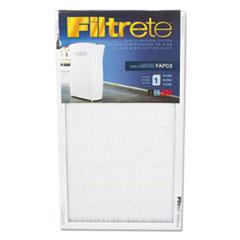 MMM FAPF034 Filtrete Room Air Purifier Replacement Filter MMMFAPF034