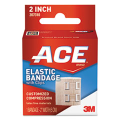 MMM 207310 ACE Elastic Bandage with E-Z Clips MMM207310