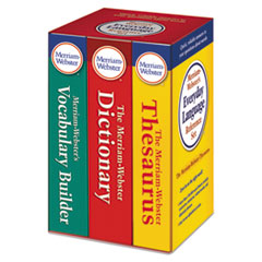 MER 3328 Merriam Webster Everyday Language Reference Set MER3328