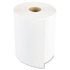 BWK 6254 Boardwalk White Paper Towel Rolls BWK6254