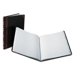 BOR 16021215F Boorum & Pease Extra-Durable Bound Book BOR16021215F