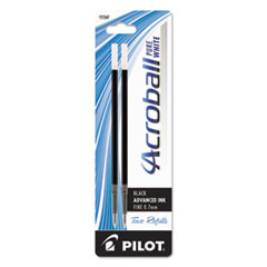 PIL 77347 Pilot Refill for Acroball PureWhite, Acroball Colors and Acroball Pro Pens PIL77347