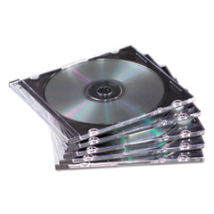 FEL 98330 Fellowes Slim Jewel Cases FEL98330