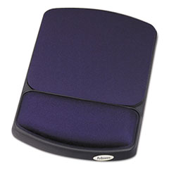 FEL 98741 Fellowes Gel Wrist Rest and Mouse Pad FEL98741