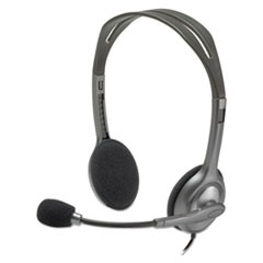 LOG 981000612 Logitech H111 Stereo Headset LOG981000612