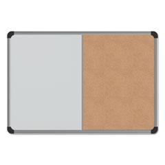 UNV 43742 Universal Combination Dry Erase & Bulletin Board UNV43742